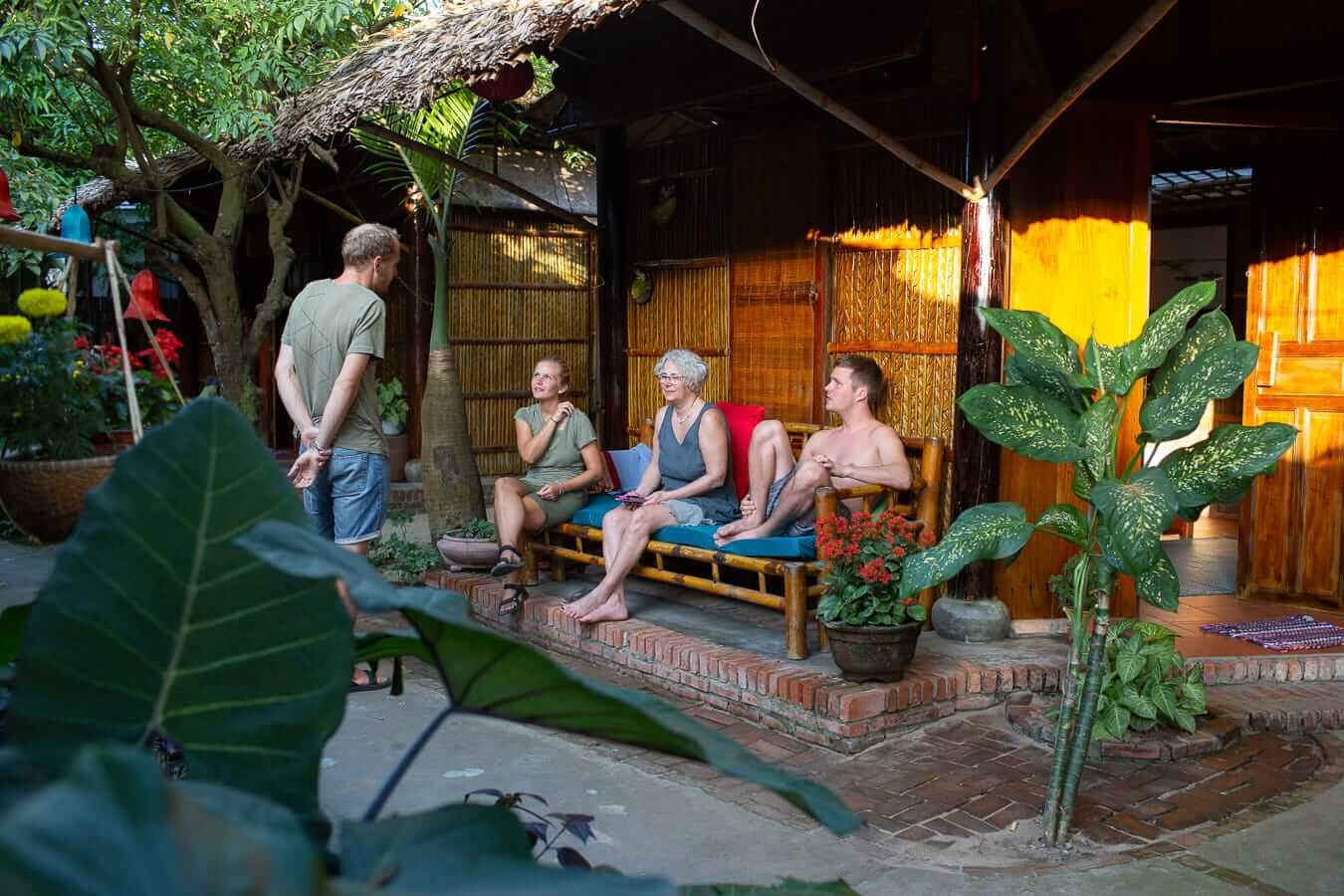 Under The Coconut Tree Hostel's guests